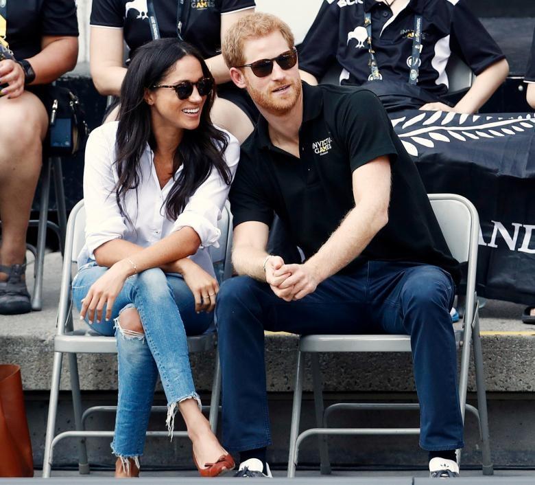 Meghan Markle là hiện nữ diễn viên người Mỹ. Cô và Hoàng tử Harry đã hẹn hò với nhau được hơn 1 năm nay.