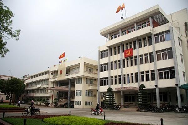 Trụ sở UBND TP. Bắc Giang - nơi có nhiều cán bộ làm trái Nghị định của Thủ tướng Chính phủ nhưng chỉ tự kiểm điểm, rút kinh nghiệm.