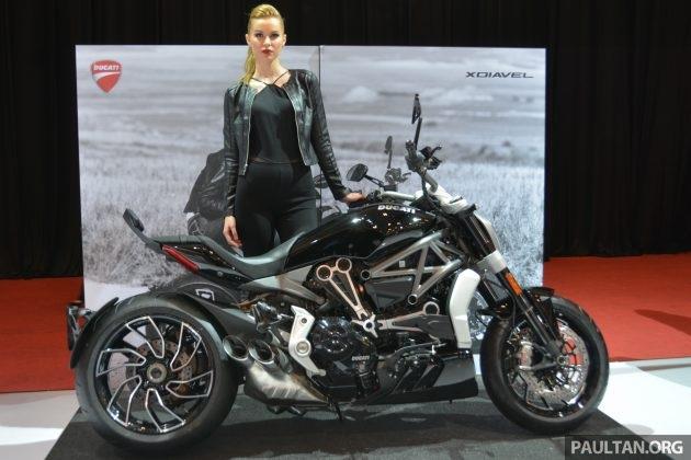 Rộ tin Ducati được bán cho hãng xe giá rẻ Ấn Độ - 1