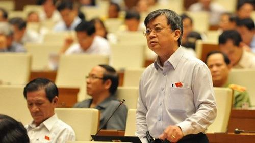 Đại biểu Trương Trọng Nghĩa đặt câu hỏi về nội lực của doanh nghiệp Việt trong bối cảnh chịu cạnh tranh từ doanh nghiệp nước ngoài.