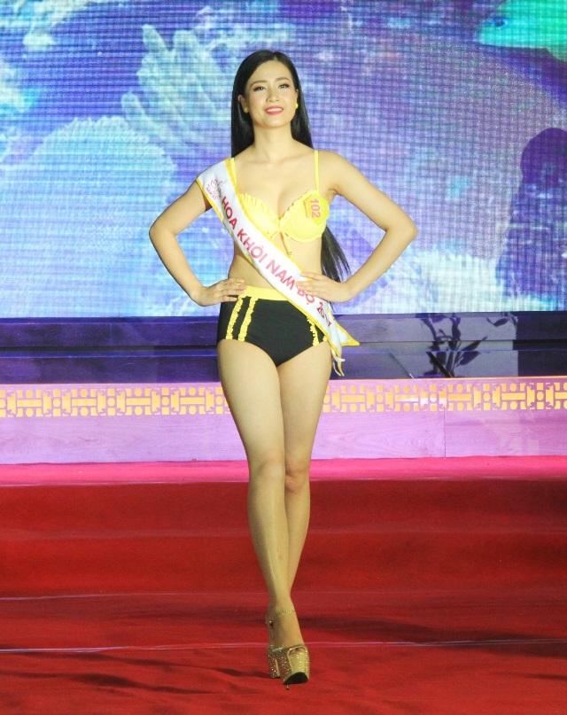 30 người đẹp vào chung kết Hoa khôi Nam Bộ 2017 - 4