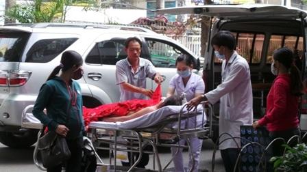 """Gần 36.000 trường hợp """"đón Tết"""" trong bệnh viện vì va chạm giao thông - 3"""