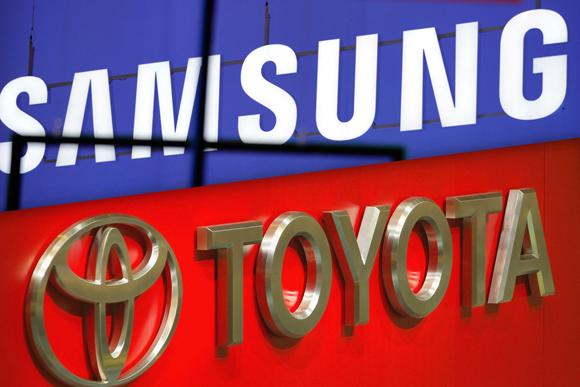 Samsung vượt Toyota trở thành thương hiệu đứng đầu châu Á - 1