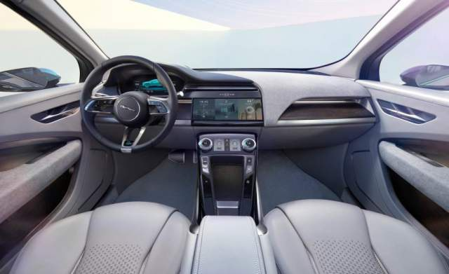 Xe thể thao chạy điện Jaguar I-Pace có gì đặc biệt? - 2