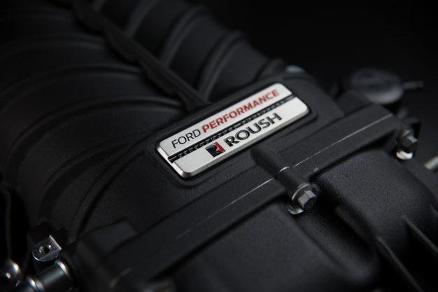 Ford dùng bộ siêu nạp đẩy công suất Mustang GT lên 700 mã lực - 1