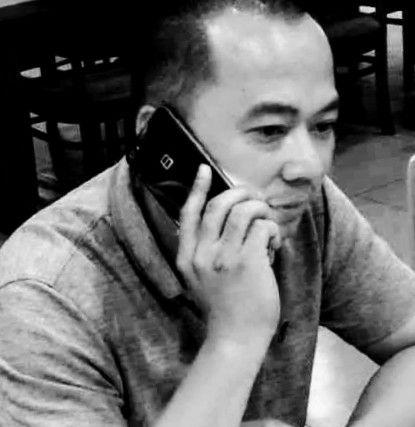 Chiếc điện thoại Bphone bất ngờ lộ diện