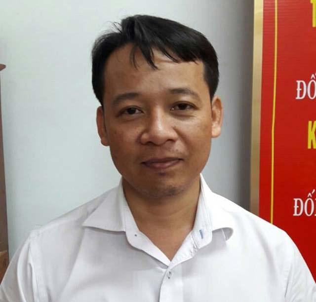 Bị can Võ Hoàng Hà, là chủ tịch HĐQT của một doanh nghiệp tại TPHCM
