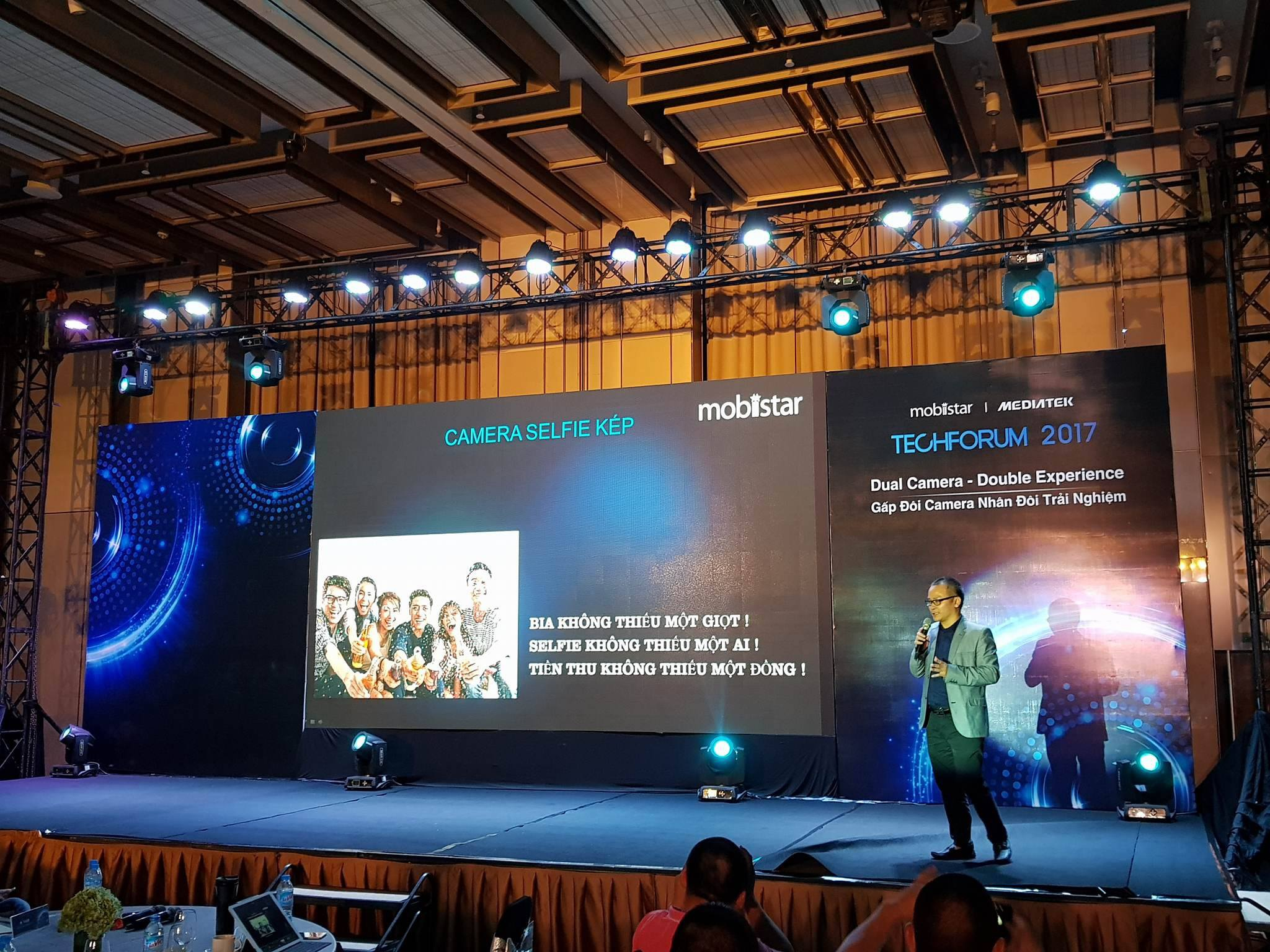Mobiistar tung smartphone 4 camera đầu tiên tại Việt Nam - 1