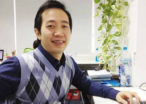 Anh Nguyễn Ngọc Điệp, Giám đốc công ty Vật Giá Việt Nam