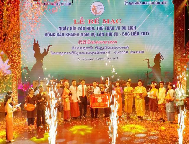 Ngày hội văn hóa, thể thao và du lịch đồng bào Khmer Nam Bộ lần thứ VIII sẽ diễn ra tại tỉnh Sóc Trăng vào năm 2022.