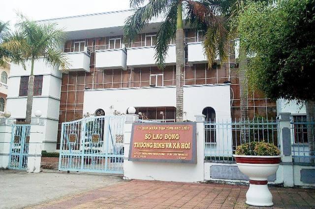 Sở Lao động - Thương binh và Xã hội tỉnh Bạc Liêu, cơ quan thường trực quản lý Quỹ an sinh xã hội tỉnh.