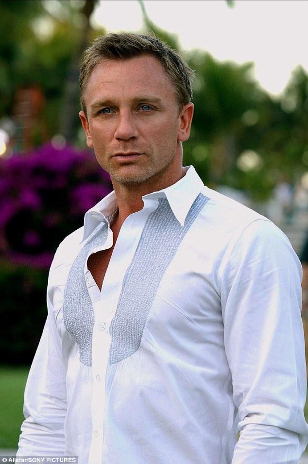 Daniel Craig sẽ thôi mạo hiểm trên phim trường Điệp viên 007 - 3