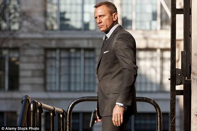 Daniel Craig sẽ thôi mạo hiểm trên phim trường Điệp viên 007 - 1