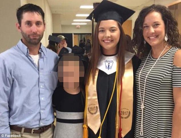 Chỉ còn hai tháng nữa, Brittany sẽ bắt đầu xa gia đình để học Đại học ở xa.