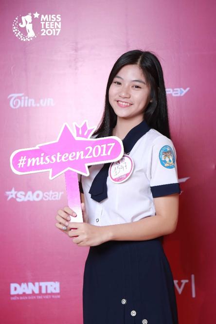Top 18 thí sinh xuất sắc nhất Miss Teen 2017 - 3