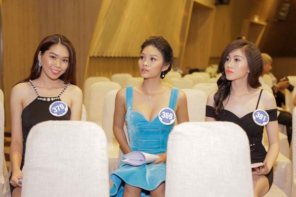 Con gái diễn viên Kiều Trinh bất ngờ dự thi Hoa hậu Đại Dương - 10