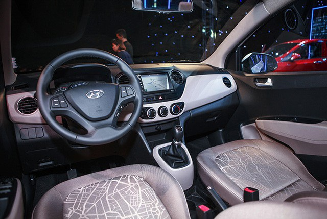 Hyundai giảm giá toàn bộ 9 phiên bản Grand i10 lắp ráp tại Việt Nam