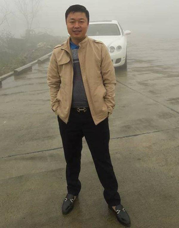 Anh Dương Hải Cường - người liều mình lao xuống sông cứu một phụ nữ tự tử.
