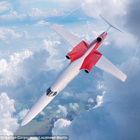 """Chủ tịch hãng Aerion Robert M. Bass chia sẻ: """"Khi nhắc đến công nghệ siêu thanh, Lockheed là cái tên hàng đầu trong lĩnh vực này, trên thực tế họ là huyền thoại. Vì vậy chúng tôi quyết định hợp tác và gắn kết lâu dài với Lockheed nhằm ứng dụng công nghệ siêu thanh vào các máy bay dân dụng""""."""