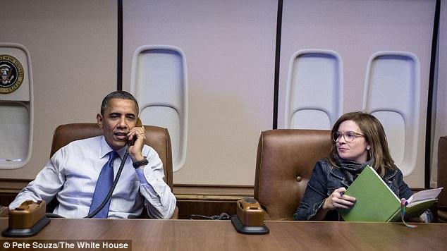 Mastromonaco là phụ tá thân thiết với ông Obama từ thời ông còn làm thượng nghị sĩ bang Illinois đến khi ông trở thành Tổng thống thứ 44 của nước Mỹ. Nhiệm vụ của bà là lên kế hoạch và sắp xếp các chuyến công du nước ngoài của ông Obama. (Ảnh: Nhà Trắng)