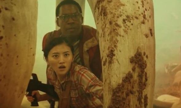 """Tiết lộ về nữ diễn viên châu Á xinh đẹp duy nhất trong phim """"Kong"""" - 4"""