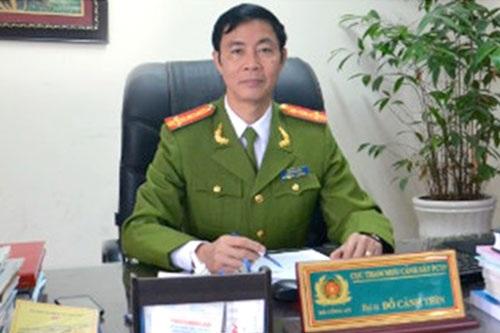PGS.TS, Đại tá Đỗ Cảnh Thìn cho biết khó khăn trong việc tìm chứng cứ trực tiếp buộc tội tội phạm chính là nguyên nhân khiến nhiều vụ điều tra xâm hại tình dục trẻ kéo dài. (Ảnh: NVCC)