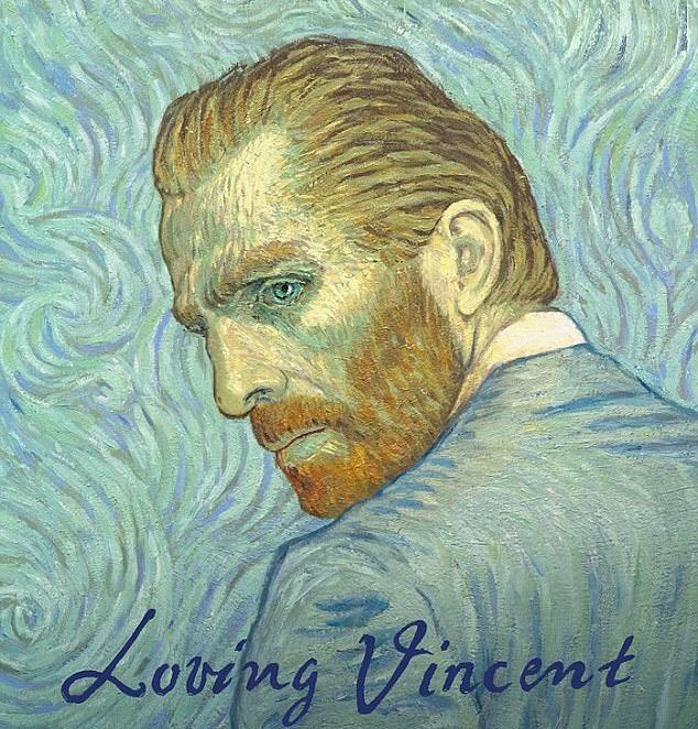 Bộ phim tiểu sử kể về cuộc đời Vincent Van Gogh (ảnh) thông qua góc nhìn của nhân vật Armand Roulin - một người từng ngồi làm mẫu cho danh họa. Phim ra rạp vào tháng 9.