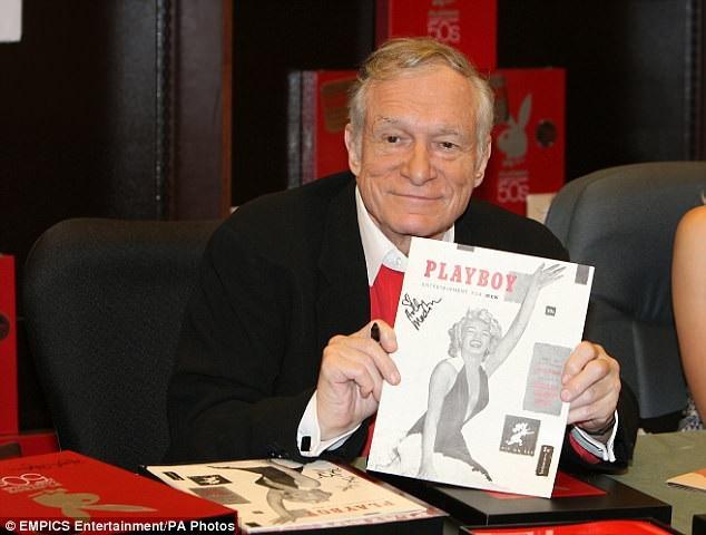 Ấn bản đầu tiên của tờ tạp chí Playboy ra mắt tháng 12/1953, với hình ảnh của Marilyn Monroe xuất hiện trên trang bìa.