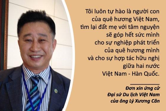 Xem thêm: Hậu duệ vua Lý Thái Tổ ở Hàn Quốc ứng cử Đại sứ Du lịch Việt Nam