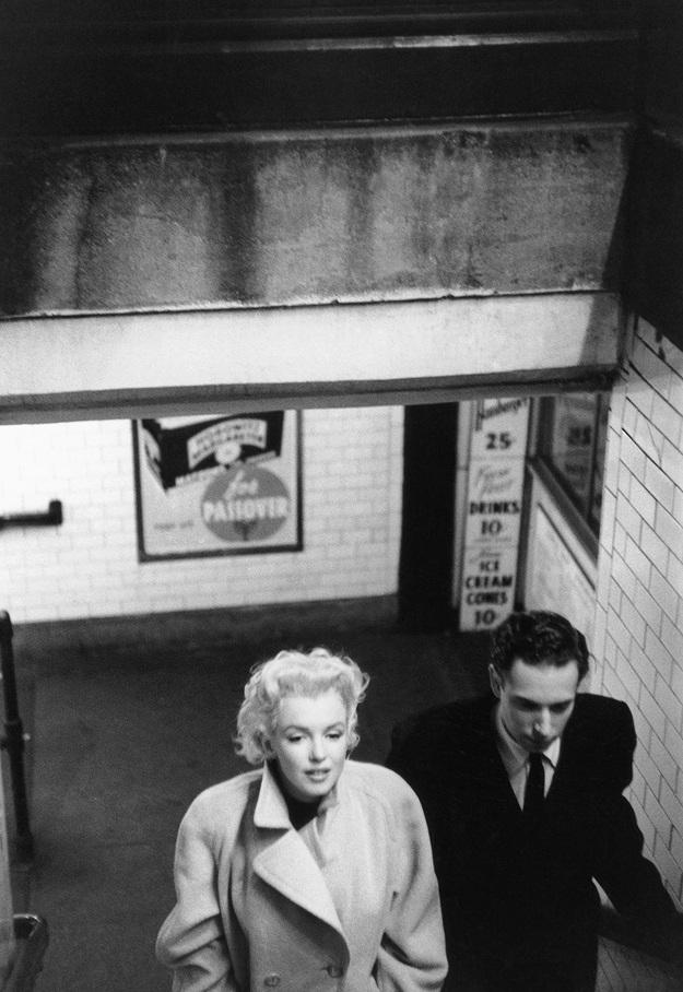 Marilyn Monroe và nhiếp ảnh gia Milton Greene - người bạn thân lâu năm, người tình vô tư nhất của Marilyn.