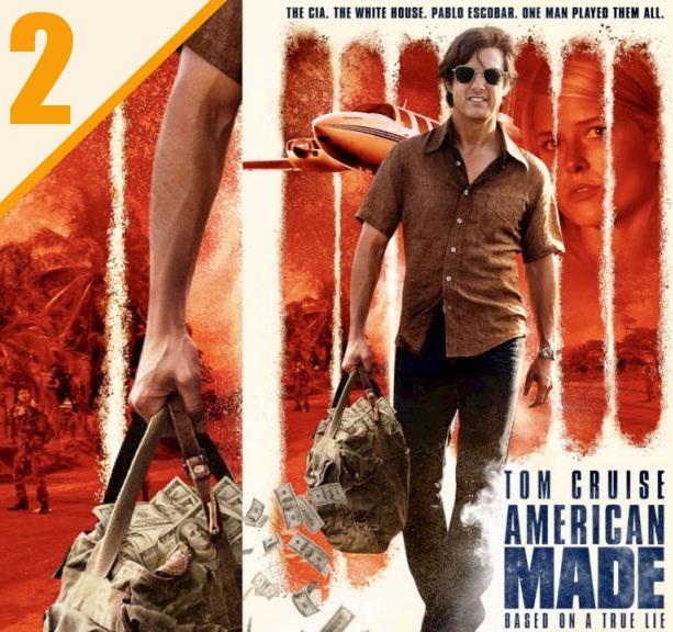 """Phim kinh dị, hành động và tội phạm tranh nhau """"ngôi vương"""" - 2"""