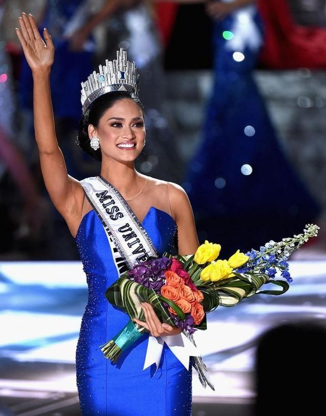 Hoa hậu Hoàn vũ 2015 - Pia Wurtzbach (đến từ Philippines)