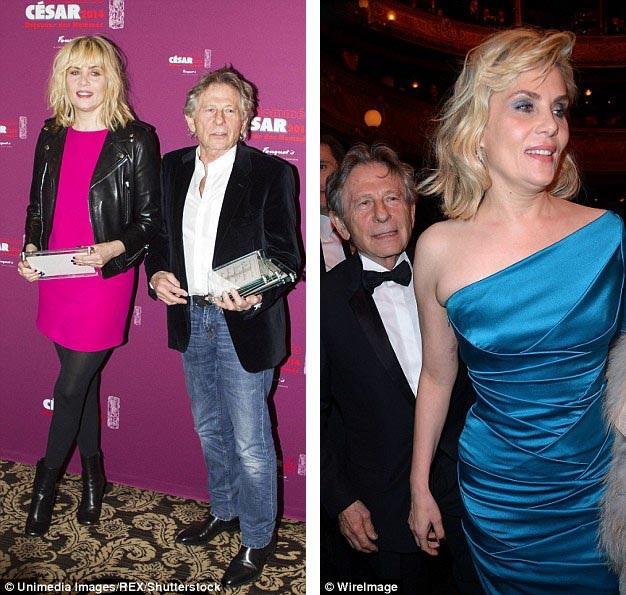 Hiện tại, đạo diễn Polanski sống tại Paris với vợ - nữ diễn viên Emmanuelle Seigner.