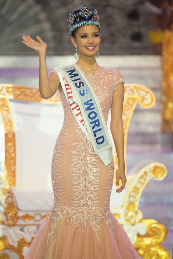 Hoa hậu Thế giới 2013 - Megan Young (đến từ Philippines)