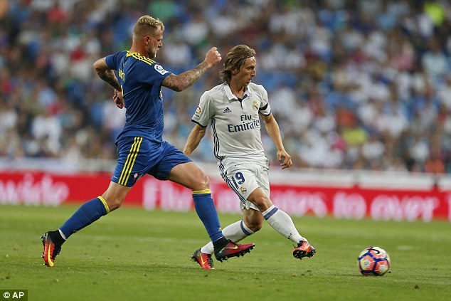 Real Madrid quyết tạo lợi thế lớn ngay ở trận lượt đi trước Celta Vigo