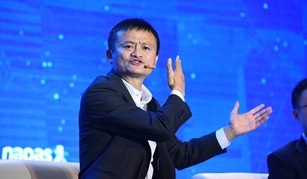 Tỷ phú Jack Ma - Chủ tịch Tập đoàn Alibaba