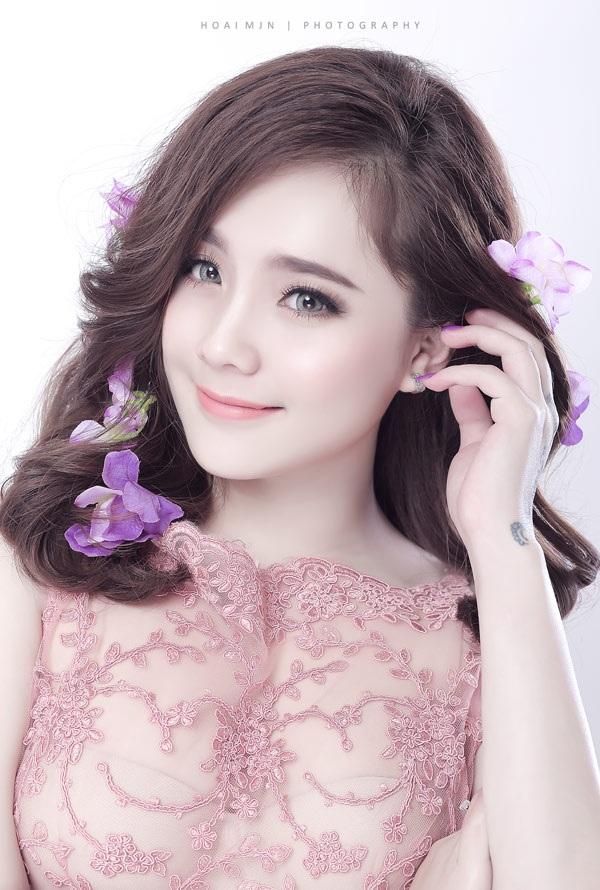 Hot girl Đồng Nai: Trà Mi