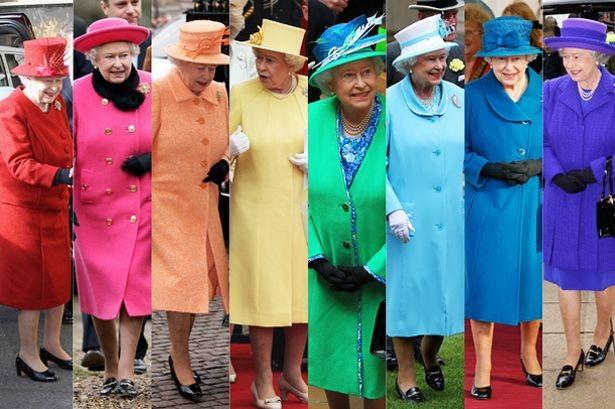 Tại sao Nữ hoàng Anh luôn mặc trang phục rực rỡ? - 1