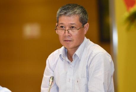 Thứ trưởng Nguyễn Thành Hưng thừa nhận những hạn chế của Luật CNTT sau 10 năm được thi hành, và cần có những sửa đổi để hoàn thiện hơn.