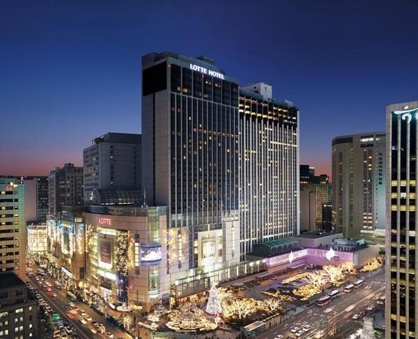 Khách sạn tại Seoul nơi đặt chân đầu tiên của top 18 Miss Teen 2017