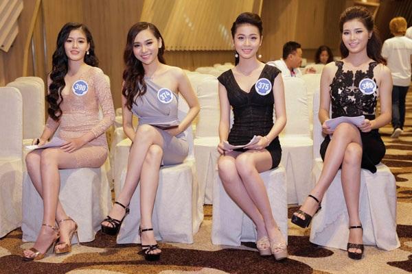 Con gái diễn viên Kiều Trinh bất ngờ dự thi Hoa hậu Đại Dương - 11