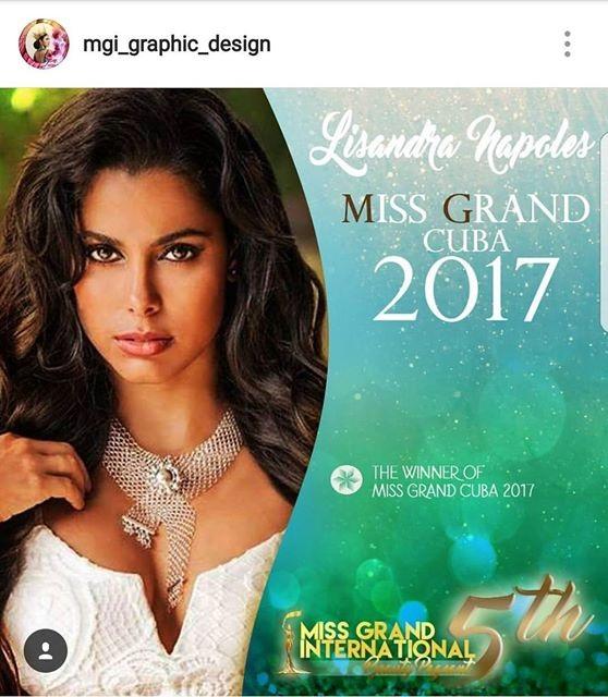 Miss Grand International 2017: Những nhan sắc hàng đầu thế giới sắp đến Việt Nam - 4