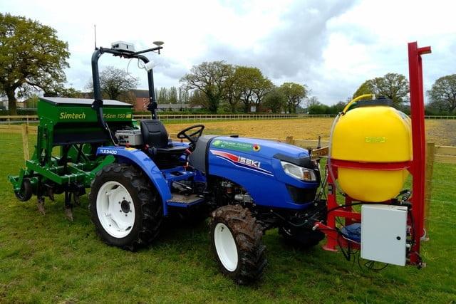 Nếu robot này được bán tại Việt Nam, nhiều nông dân sẽ mất việc? - 3