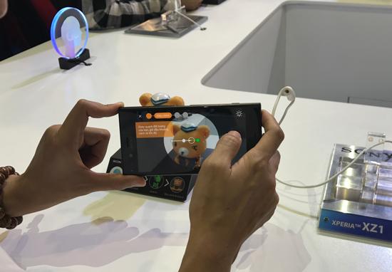Trải nghiệm các chế độ chụp hoàn toàn mới trên Sony Xperia XZ1.