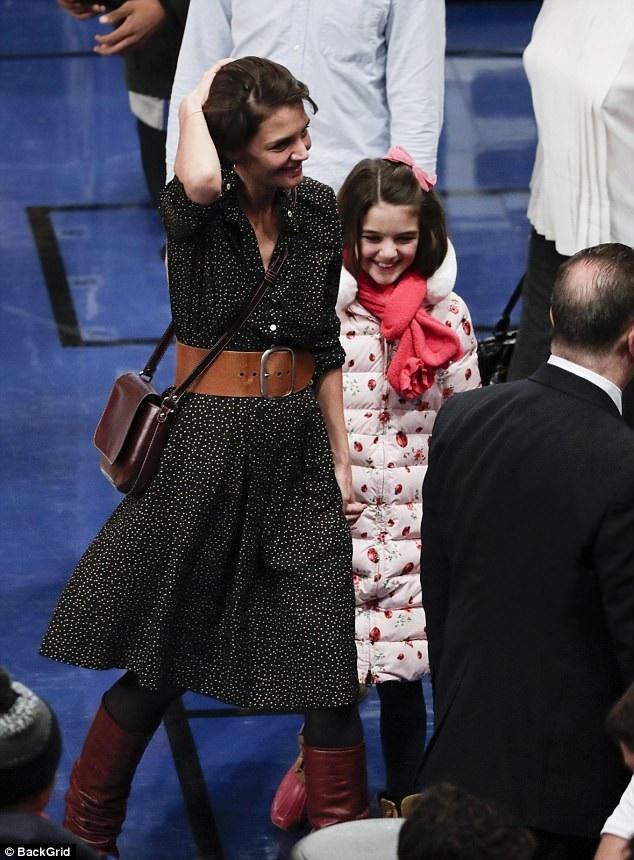 Nữ diễn viên 37 tuổi từng chia sẻ, với cô con gái là người quan trọng nhất thế giới và cô luôn đặt con lên ưu tiên hàng đầu