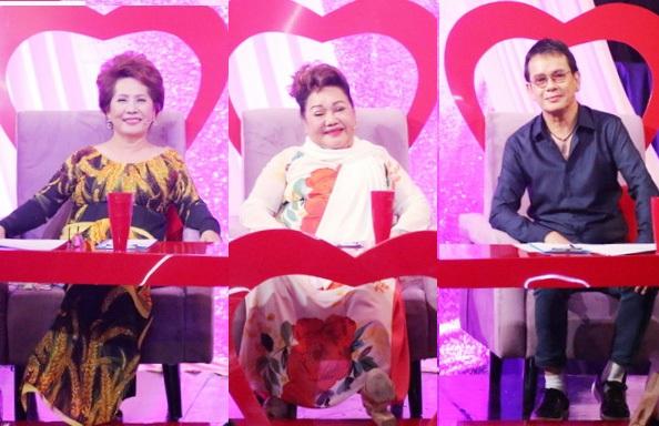 3 giám khảo của chương trình cũng rất bất ngờ với cái kết khá buồn của câu chuyện do NSND Hồng Vân và 2 con thể hiện trong tiểu phẩm.