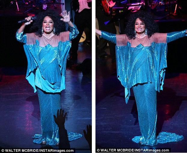 """Diana Ross từng được tờ tạp chí Billboard bình chọn là """"Nữ nghệ sĩ của thế kỷ 20""""."""