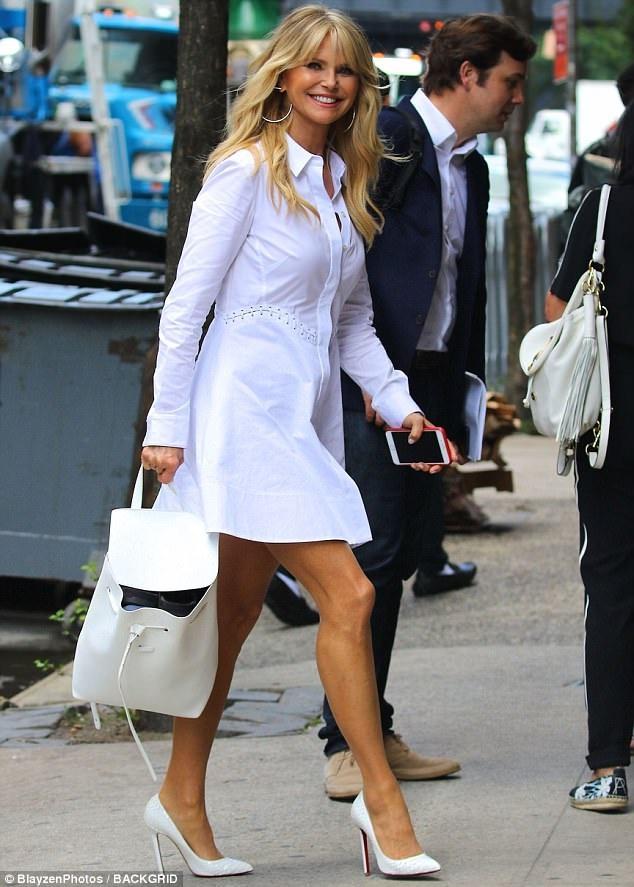 Christie Brinkley từng là siêu mẫu áo tắm đình đám thập niên 80