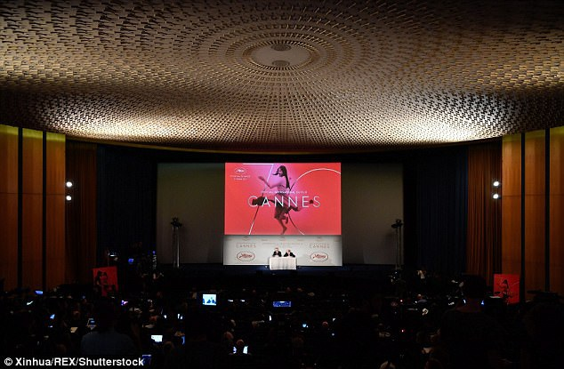 Năm nay đánh dấu sự kiện Liên hoan phim Cannes được tổ chức lần thứ 70.