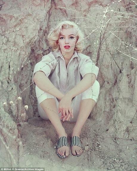 Những khoảnh khắc hạnh phúc nhất trong cuộc đời Marilyn Monroe - 2